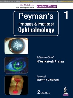 Cover of the book Peyman's Principles & Practice of Ophthalmology