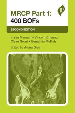 Cover of the book MRCP Part 1: 400 BOFs