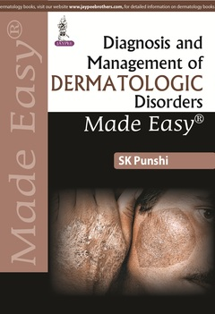 Cover of the book Diagnosis and Management of Dermatologic Disorders Made Easy