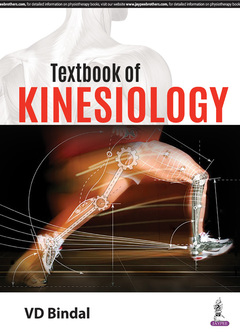 Couverture de l'ouvrage Textbook of Kinesiology