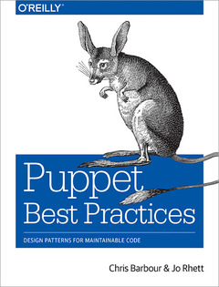Cover of the book Puppet Best Practices
