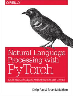 Couverture de l'ouvrage Natural Language Processing with PyTorch