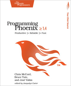 Cover of the book Programming Phoenix 1.4
