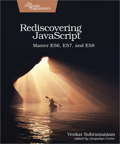 Cover of the book Rediscovering JavaScript