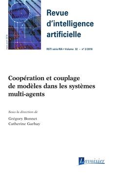Couverture de l'ouvrage Coopération et couplage de modèles dans les systèmes multi-agents