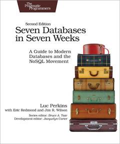 Couverture de l'ouvrage Seven Databases in Seven Weeks