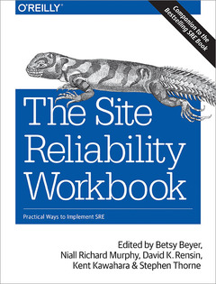 Cover of the book The Site Reliability Workbook