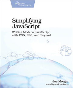 Cover of the book Simplifying JavaScript