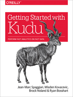 Cover of the book Getting Started with Kudu