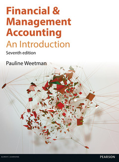 Couverture de l'ouvrage Financial and Management Accounting