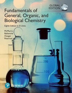 Cover of the book Fundamentals of General, Organic and Biological Chemistry in SI Units