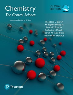 Cover of the book Chemistry: The Central Science in SI Units