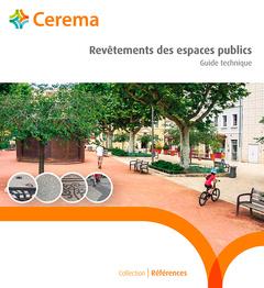 Couverture de l'ouvrage Revêtements des espaces publics