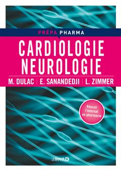 Couverture de l'ouvrage Cardiologie neurologie