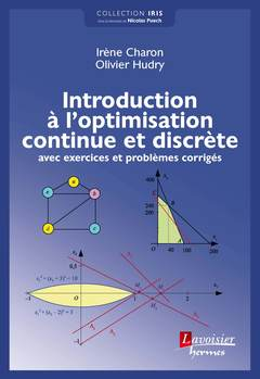 Cover of the book Introduction à l'optimisation continue et discrète