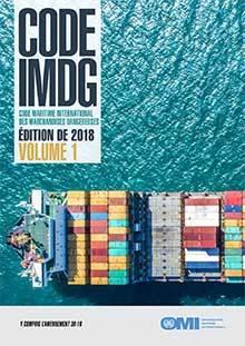 Couverture de l'ouvrage Code IMDG 2018, y compris l'amendement 38-19 (IL200F)