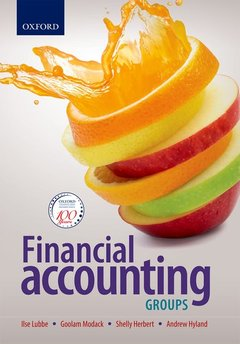 Cover of the book Financial Accounting: Group statements