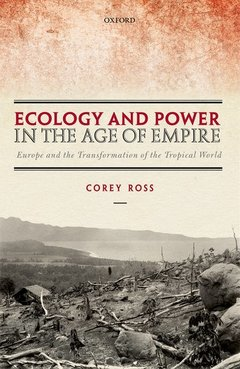 Couverture de l'ouvrage Ecology and Power in the Age of Empire