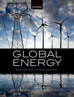 Couverture de l'ouvrage Global Energy
