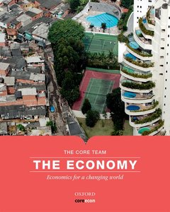Cover of the book The Economy