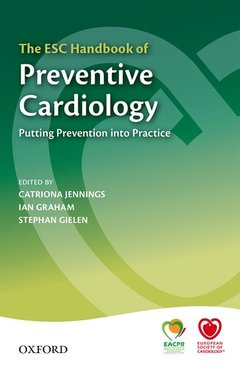 Cover of the book The ESC Handbook of Preventive Cardiology