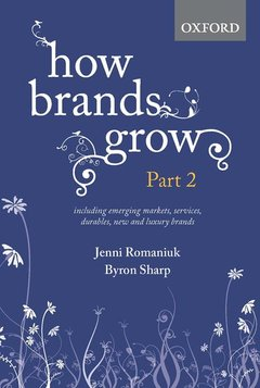 Couverture de l'ouvrage How Brands Grow: Part 2