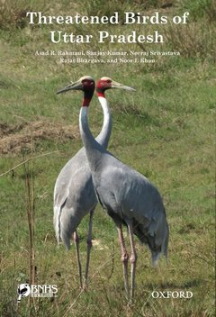 Couverture de l'ouvrage Threatened Birds of Uttar Pradesh