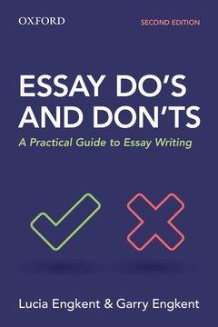 Couverture de l'ouvrage Essay Do's and Don'ts
