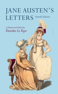 Couverture de l'ouvrage Jane Austen's Letters