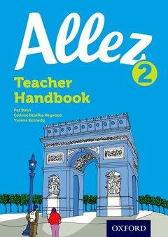 Couverture de l'ouvrage Allez Teacher Handbook 2