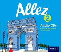 Couverture de l'ouvrage Allez Audio CD Pack 2