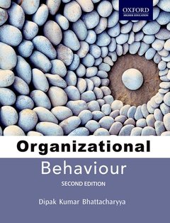Couverture de l'ouvrage Organizational Behaviour