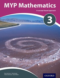 Cover of the book MYP Mathematics 3