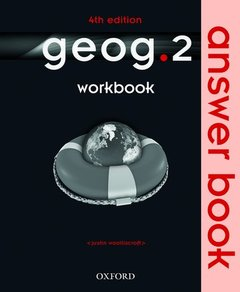 Couverture de l'ouvrage geog.2 Workbook Answer Book