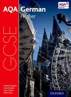 Couverture de l'ouvrage AQA GCSE German: Higher Student Book