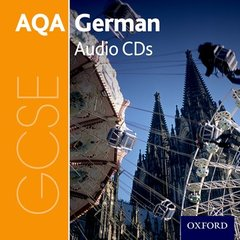 Couverture de l'ouvrage AQA GCSE German: Audio CD Pack