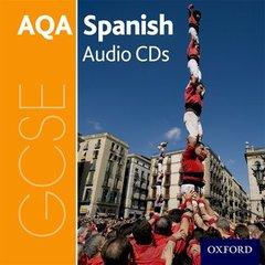 Couverture de l'ouvrage AQA GCSE Spanish: Audio CD Pack