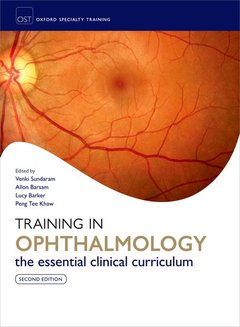 Cover of the book Training in Ophthalmology