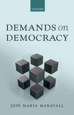 Cover of the book Demands on Democracy