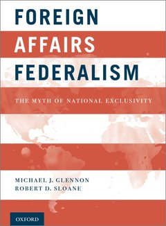 Cover of the book Foreign Affairs Federalism