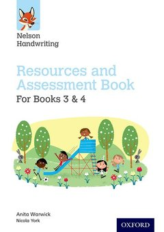 Cover of the book Nelson Handwriting: Year 3-4/Primary 4-5: Resources and Assessment Book for Books 3 and 4
