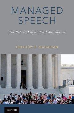 Couverture de l'ouvrage Managed Speech