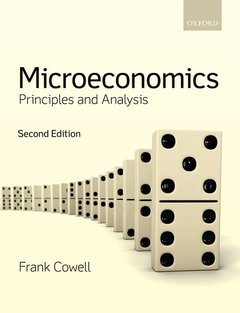 Cover of the book Microeconomics