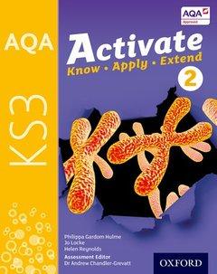 Couverture de l'ouvrage AQA Activate for KS3 Student Book 2