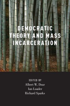 Couverture de l'ouvrage Democratic Theory and Mass Incarceration
