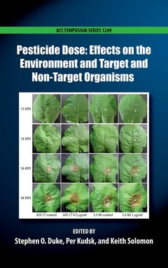 Cover of the book Pesticide Dose: Effects on the Environment