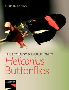 Couverture de l'ouvrage The Ecology and Evolution of Heliconius Butterflies