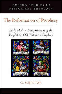 Cover of the book The Reformation of Prophecy