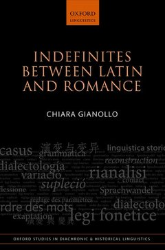 Cover of the book Indefinites between Latin and Romance