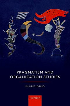Couverture de l'ouvrage Pragmatism and Organization Studies